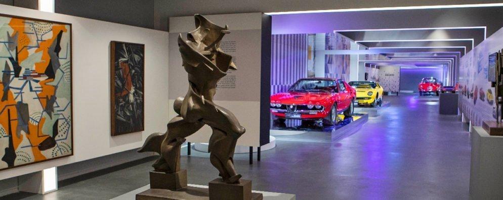 Exposição Beleza em Movimento Casa Fiat de Cultura