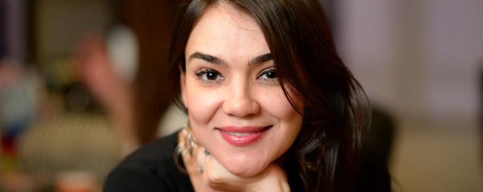 Flavia Duarte conta como sua vida mudou depois de duas mortes: a do homem que amava e a de quem ela era (foto: Raimundo Sampaio).