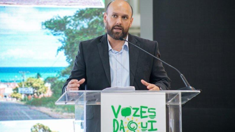 Fernão Silveira ratificou que o projeto Vozes Daqui reforça o compromisso social da FCA com a educação.