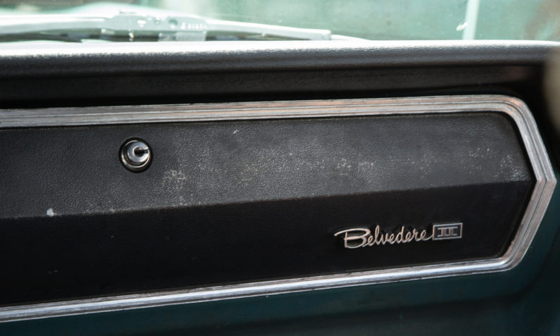 Plymouth 1967 Belvedere II
