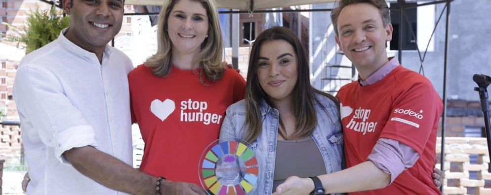 Horta na Laje - Stop Hunger