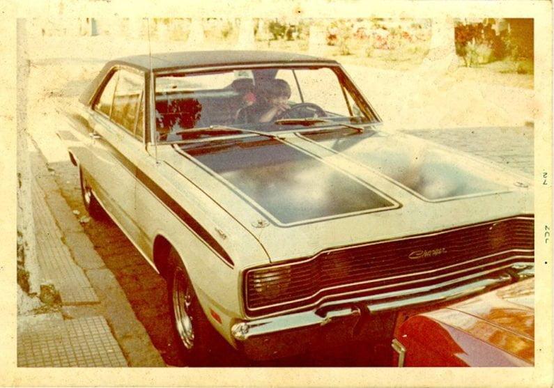 Dodge Dart 1972 do pai do colecionador Lincoln Gomes