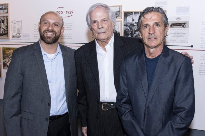 Fernão Silveira, Umberto Cerri e Alessandro Cerri