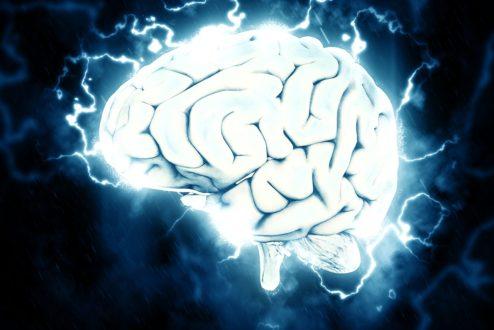 A dopamina está relacionada à sensação de prazer.