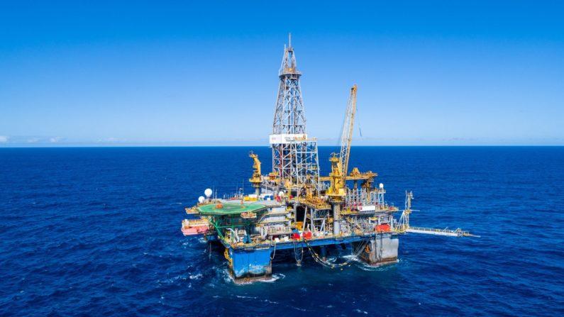 Plataforma Offshore Ocyan