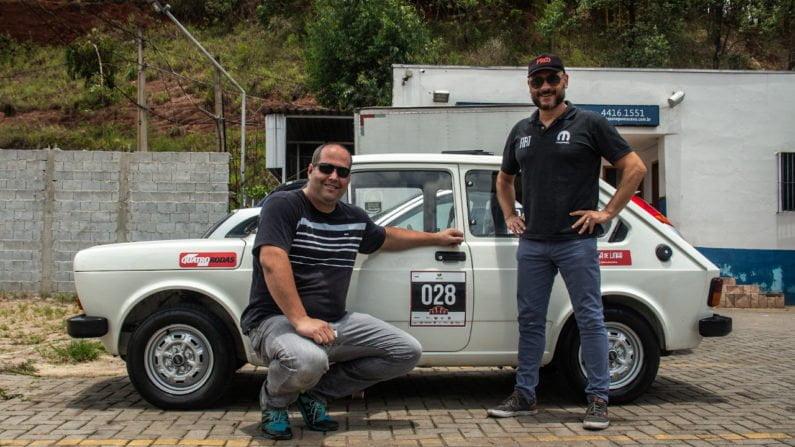 Felipe Bitu, Ricardo Dilser e o Fiat 147