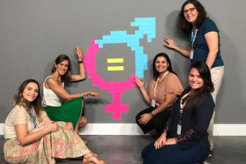 Mulheres na liderança 3M