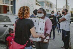 O Orgânico Solidário atende 70 comunidades em três estados: São Paulo, Rio de Janeiro e Santa Catarina.