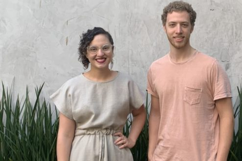 Com a Janno, Layla e Uri decidiram empreender em um mercado ainda pouco explorado no Brasil, o da finitude.