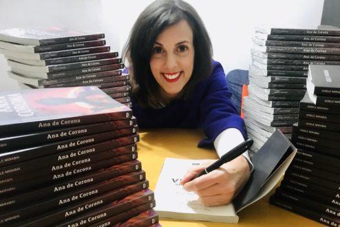 "Gisele Mirabai é autora de cinco livros, entre eles ""Ana de Corona"" e ""Machamba""."