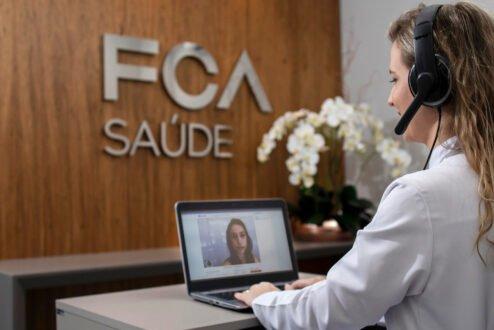 Teleatendimento FCA Saúde