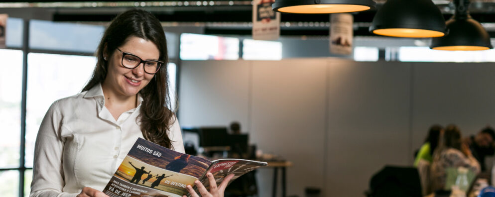 Pamela Grazioli, Key Account da FCA para a América Latina
