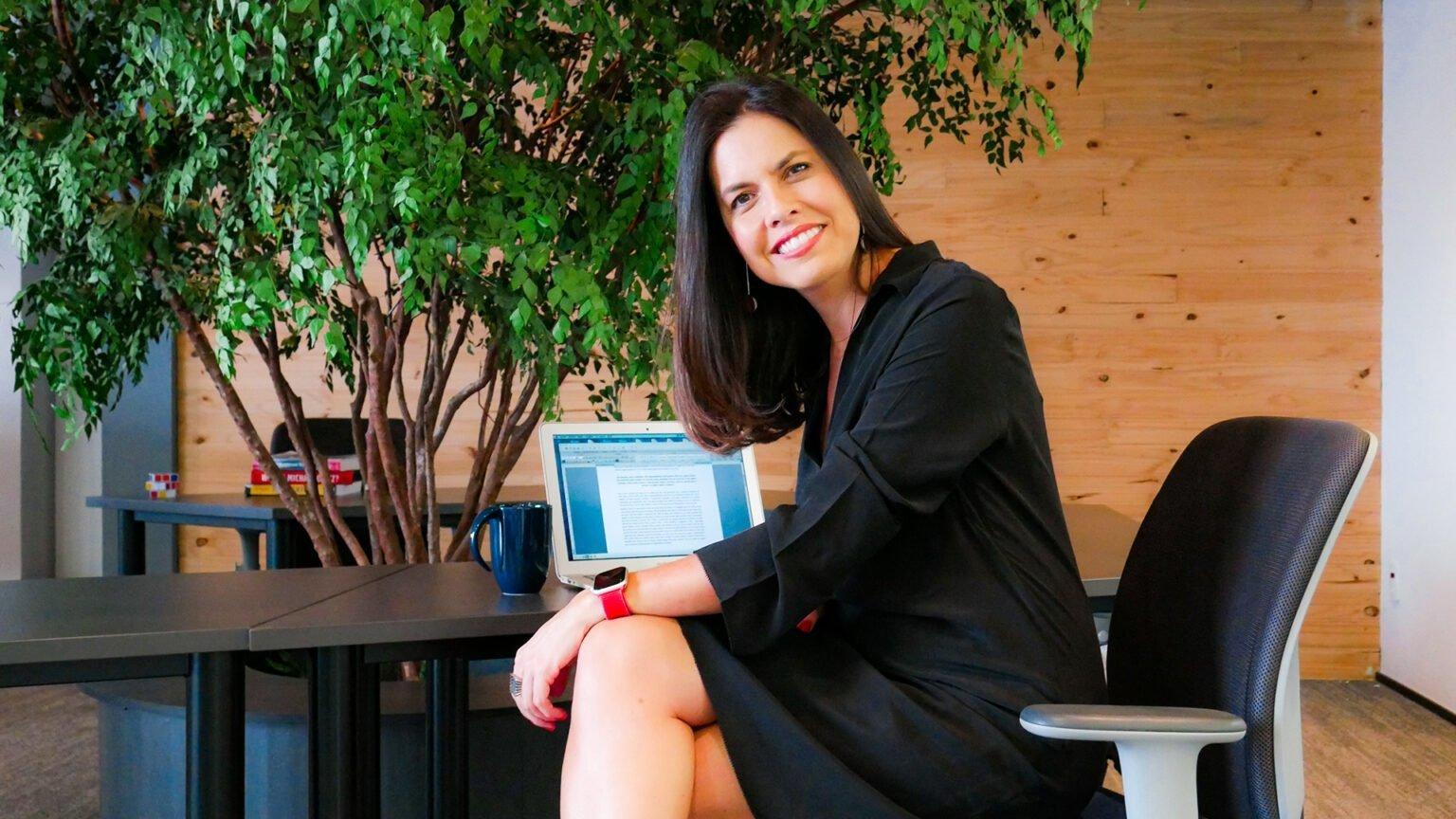 Patricia Travassos, fundadora da ProsaPress (Foto: Átila Oliveira).