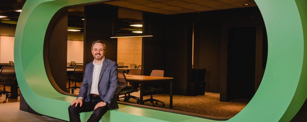 Daniel Ely, CTO das Empresas Randon
