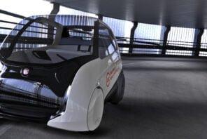 Carro conceito Fiat Mio