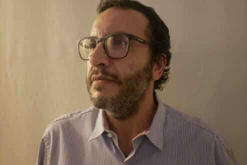 O engenheiro Roberto Ribeiro.